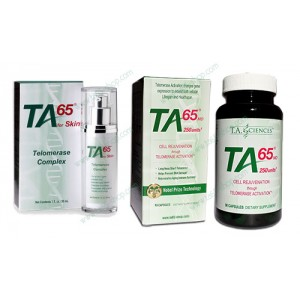 TA-65® Pack Silver Care