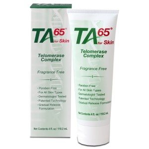 TA-65® Skin Care 120 ml (4 oz) tube - flagrance free